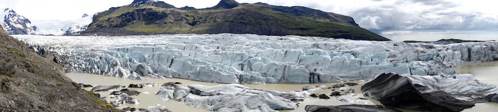 Gletsche Panorama Svinafellsjökull DSC00764